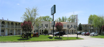 The Park Motel Denison Ia